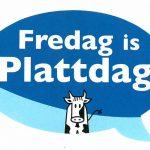Logo Fredag is Plattdag