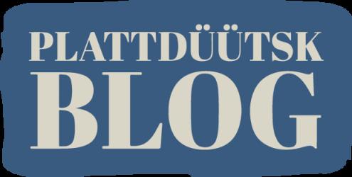 PlattdüütskBlog